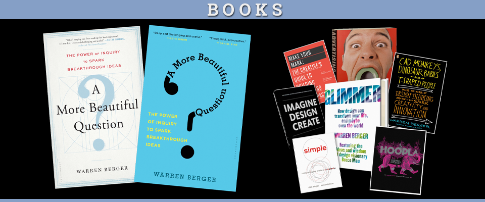 Warren Berger's Books