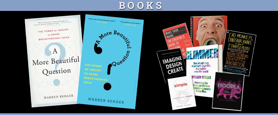 Warren Berger's Books